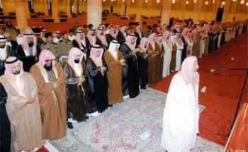 إقامة صلاة الاستسقاء في جميع مدن المملكة ومحافظاتها .. صباح اليوم