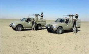 دوريات حرس الخفجي تنقذ عائلة سعودية وتطيح بـ3 متسللين