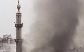 """""""حرملة"""" دمشق.. """"الشبيحة"""" يتساقطون"""
