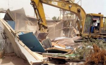 """البحث عن مساكن بالخفجي للإقامة:مهلة سنتين لوقف """"هدم"""" منازل """"سعوديين"""" بالكويت"""