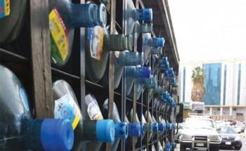 أسعار المياه ترتفع 20%
