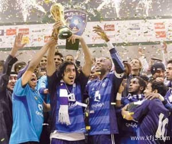 الهلال .. 25 مباراة دون خسارة