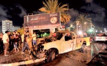 مقتل 6 جنود باشتباكات بين الجيش ومسلحين في بنغازي