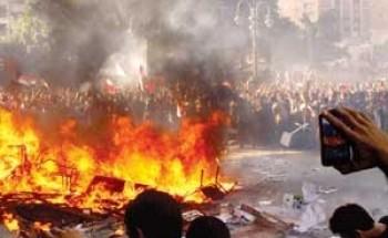 """مصر """"تشتعل"""" عشية 30 يونيو"""