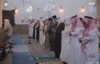 الأهالي يؤدون صلاة العيد في جوامع ومساجد الخفجي