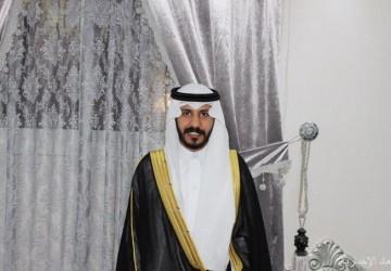 """عطاالله العرجون يحتفل بزواج ابنه """"محمد"""""""