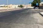 مقاول مشروع شبكة المياه بالخفجي يتلف الشوارع ومطالبات بتشديد الرقابه