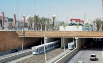 الصريصري : مشروع الملك للنقل يشمل 6 قطارات و 4 مسارات للحافلات