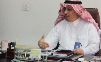 الدكتور أحمد الخالدي مديراً لمستشفى الخفجي العام