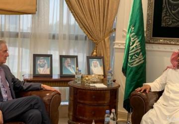 وزير الحج والعمرة يستقبل سفير فرنسا لدى المملكة