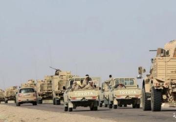 الجيش اليمني يعلن فرض سيطرته على مناطق جديدة في الضالع