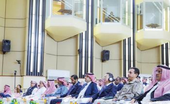 بدء أعمال الندوة العلمية «التعاون الدولي في مكافحة الإرهاب»