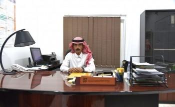 خالد الحميدي مديرًا للجمعية التعاونية الاستهلاكية بالخفجي