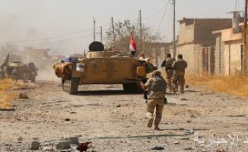 """استهداف قاعدة جوية في الأنبار العراقية بصاروخى """"كاتيوشا"""""""