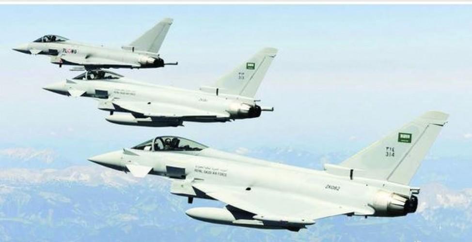 طائرات التحالف تغير على مخزن أسلحة حوثي في حجة