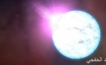 العلماء يكتشفون أصل النجوم المغناطسية باستخدام محاكاة ثلاثية الأبعاد