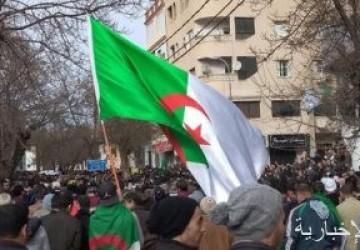 مظاهرات حاشدة فى الجزائر بعد إعلان فوز عبد المجيد تبون