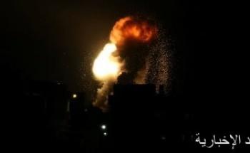 سقوط صاروخ قرب قاعدة تستضيف قوات أمريكية بشمال العراق