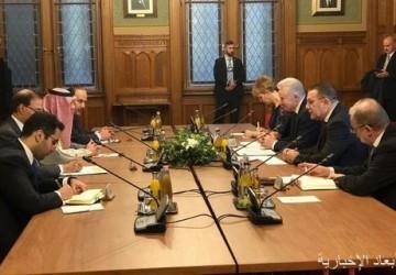 وزير الدولة للشؤون الخارجية يلتقي نائب رئيس البرلمان الهنغاري