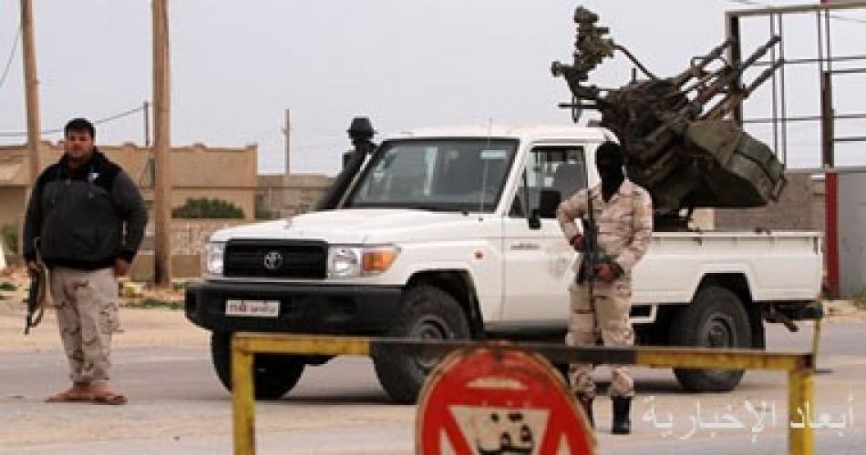 الجيش الليبي يسقط طائرة مسيرة تابعة للنظام التركي في ترهونة