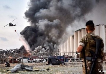 ارتفاع حصيلة ضحايا انفجار بيروت إلى 137 قتيلاً