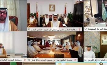 النائب العام: المملكة تتعاون باستمرار مع الدول والمنظمات الفاعلة