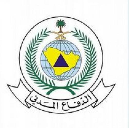 الدفاع المدني يهيب بالجميع توخي الحيطة لاحتمالية هطول أمطار رعدية على بعض مناطق المملكة