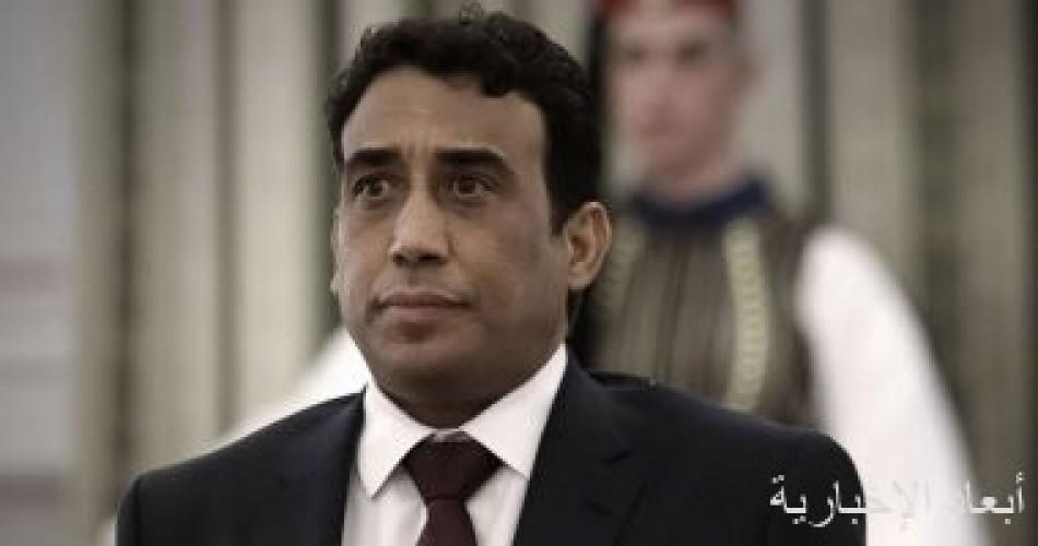 رئيس المجلس الليبي ورئيس الحكومة يبحثان مع بعثة الاتحاد الأوروبي ضبط الحدود