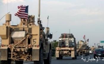 سانا: القوات الأمريكية أخرجت 300 صهريج من النفط السورى المسروق إلى العراق
