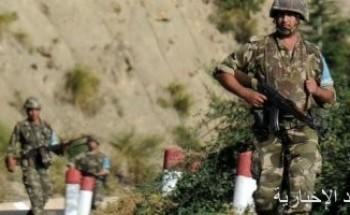 رئيس الأركان الجزائرى يؤكد استعداد الجيش لمواجهة تحديات الإرهاب والجريمة