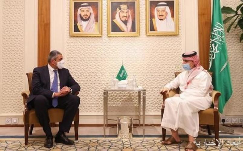 سمو وزير الخارجية يستقبل الأمين العام لمنظمة السياحة العالمية
