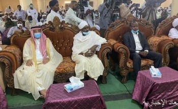 سفير المملكة يشارك في حفل لتخريج حفظة القرآن الكريم في السودان