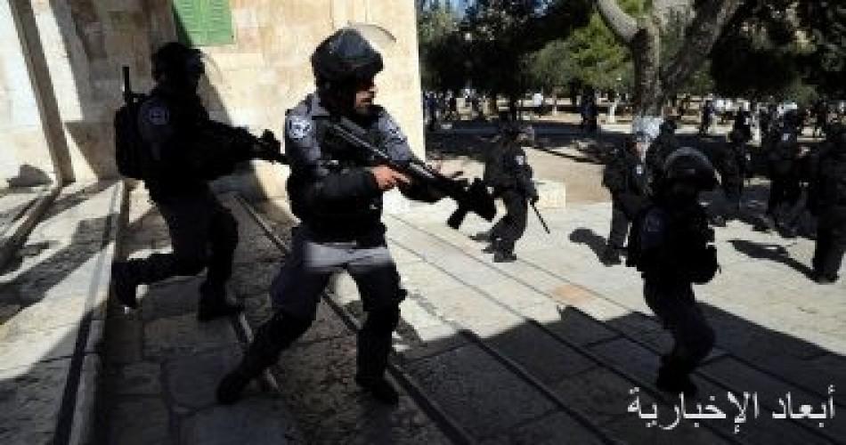 قوات الاحتلال الإسرائيلى تعتقل 19 فلسطينيا من الضفة الغربية