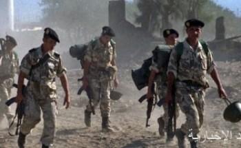 الجيش الجزائرى يعلن ضبط 3 عناصر لدعم الإرهابيين وتدمير 6 مخابئ