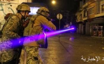 انتشار مكثف لقوات الجيش اللبنانى لوقف إطلاق النار العشوائى فى خلدة بلبنان