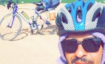 دراج الخفجي «يقطع 1000كم الى حائل»وأبعاد تلتقيه
