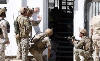 مقتل 6 من قوات حرس الحدود فى انفجار قنبلة غربى أفغانستان