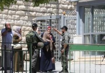 إصابات بالاختناق خلال اقتحام الاحتلال الإسرائيلى لبلدة رامين الفلسطينية