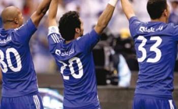 """رئيس الهلال: نخشى تأثير """"النصر"""" على """"العين"""""""