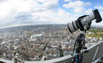التقاط أكبر صورة بانورامية في العالم لمدينة لندن بدقة 320 جيجابكسل