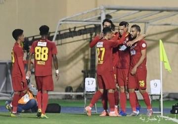 ضمك يتغلب على الفيصلي في دوري كأس الأمير محمد بن سلمان للمحترفين