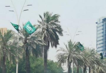 العاصمة المقدسة تتزين بأبهى حلة احتفاءً بذكرى اليوم الوطني