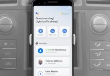 جوجل تستعد لإطلاق وضع القيادة بمساعدها الشخصى