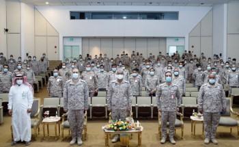 تخريج الدورة الأولى لضباط الصف القياديين بالقوات الجوية
