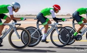 ختام المرحلة الأولى من البطولة الخامسة لدوري الدراجة الممتازة السعودي
