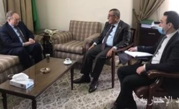 الجامعة العربية تدعو الاتحاد الأوروبى للاعتراف بدولة فلسطين