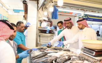 ضبط 735 كجم من السمك الفاسد ومجهول المصدر في الشرقية