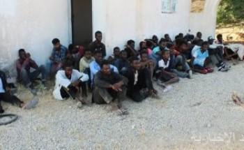العثور على 6 جثث لمهاجرين على الساحل الليبى