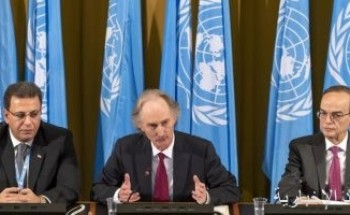 جولة جديدة من اجتماعات اللجنة الدستورية السورية فى جنيف