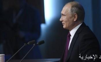 الرئيس الروسى يأمل أن تجد موسكو وكييف حلولاً مقبولة لموضوع الغاز